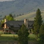 chief joseph ranch building