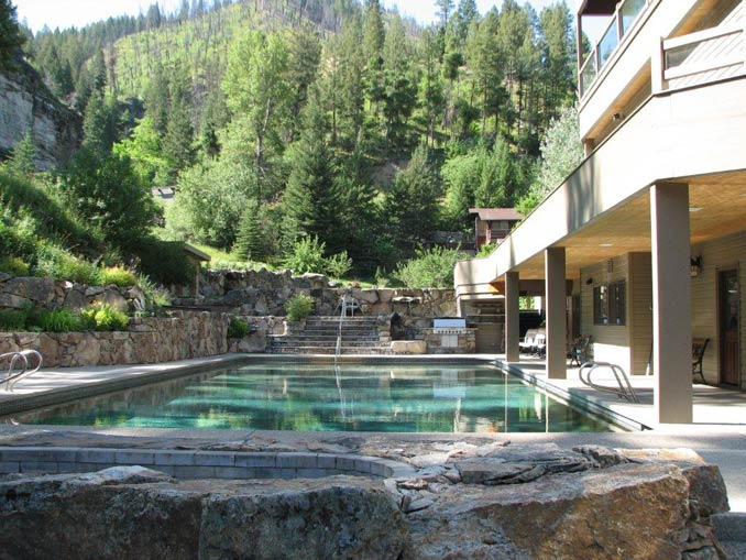 Sleeping Child Hot Springs Visit Bitterroot Valley