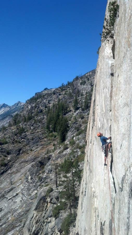 Rock Climbing Bitterroot Canyons Lost Horse Kootenai Mill Creek