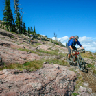 mountain biking montana