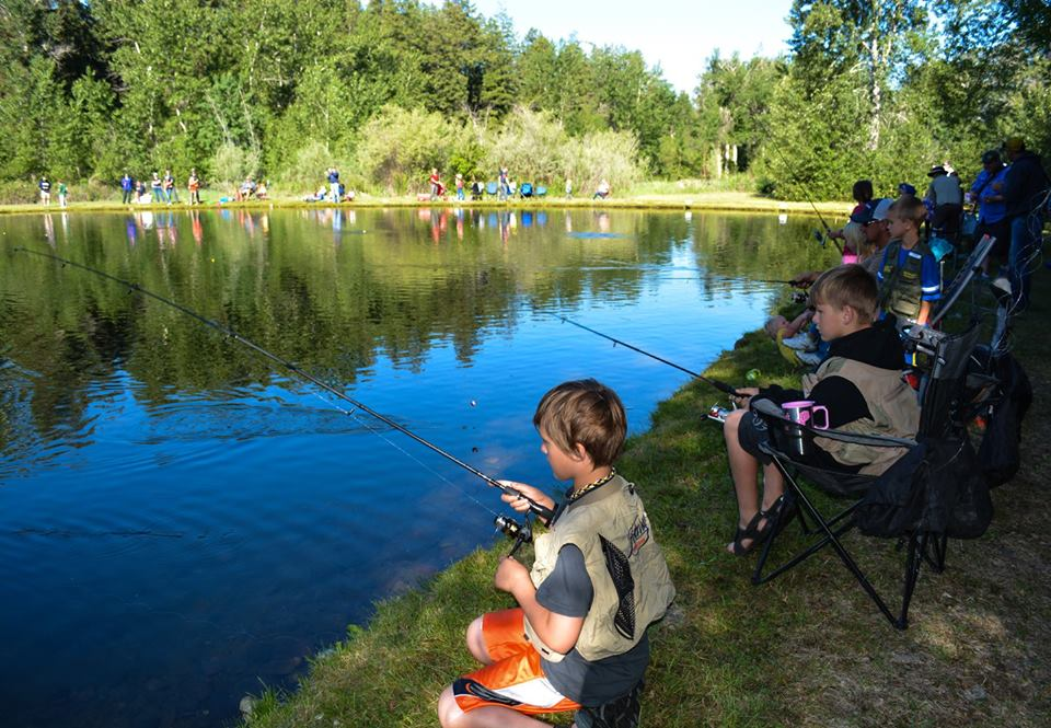 fishing Vacation in Montana's Bitterroot Valley