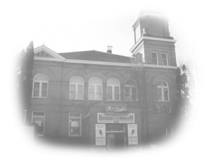 ghostly image of ravalli county museum