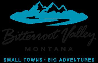 Visit Bitterroot Valley Retina Logo