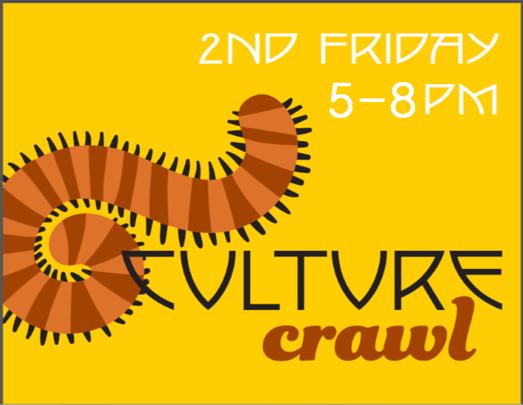 Culture Crawl Hamilton, second fridays