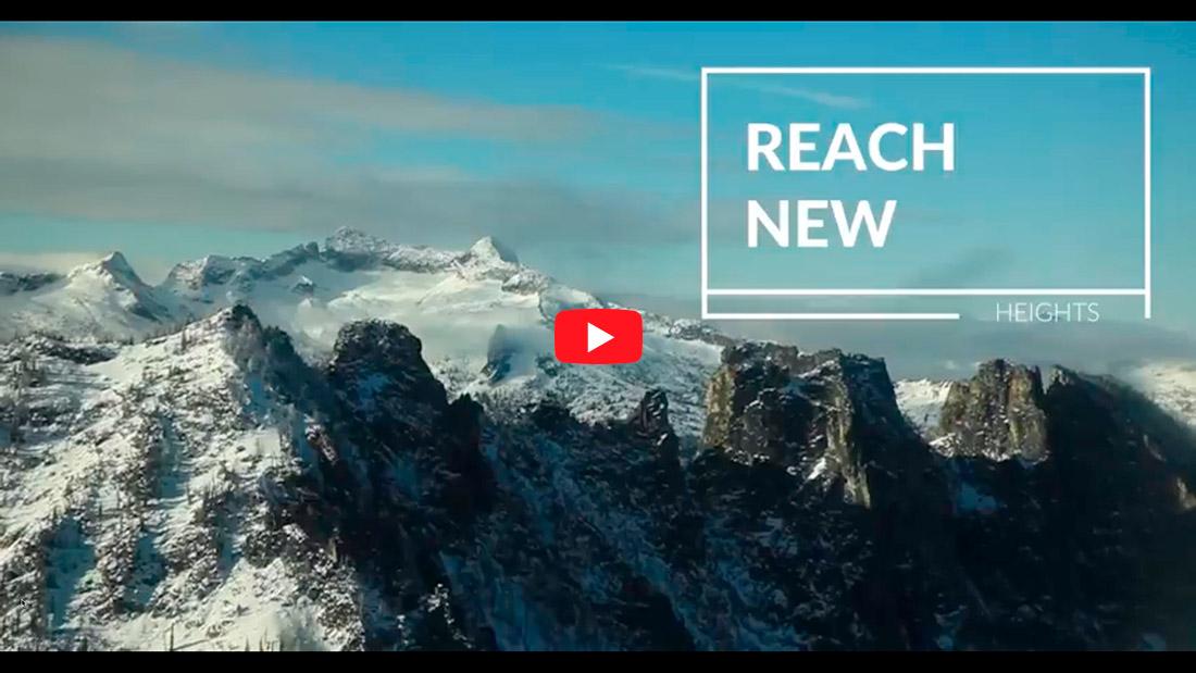 video of fishing, rock climbing, rodeo, parade