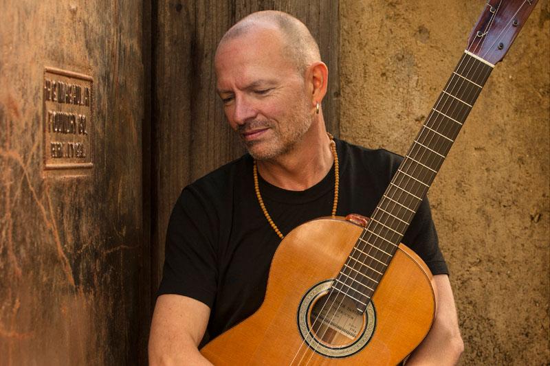 ottmar liebert performs in hamilton, montana
